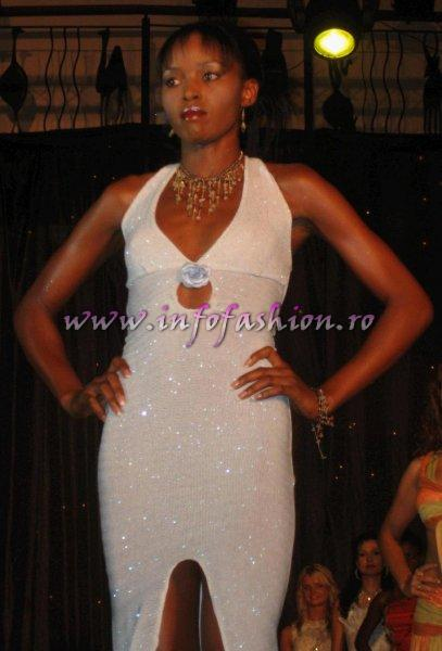 Zambia- MARTHA KAMALATA, Miss Tourism Model of the World Africa in Tanzania 2006