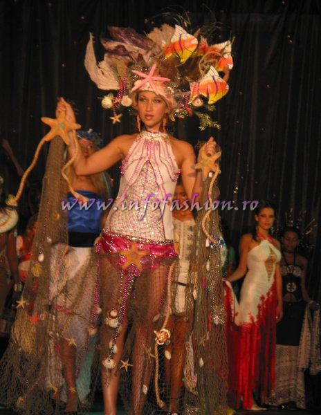 TESSA - SIMONE LIGHTBOURNE, Bahamas at Model of the World 2006 in Tanzania