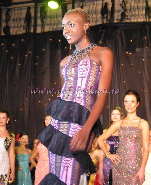 Greater Accra at Model of the World 2006 in Tanzania