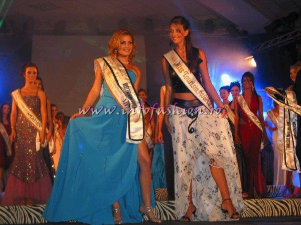 Mexico ROSALINDA CHAVEZ VITUZUASTEGUI, Best Evening Gown in Tanzania at Model of the World 2006