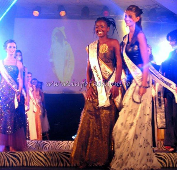 Zimbabwe- LORRAINE MAPHALA, Face of the net Miss Tourism Model of the World in Tanzania 2006