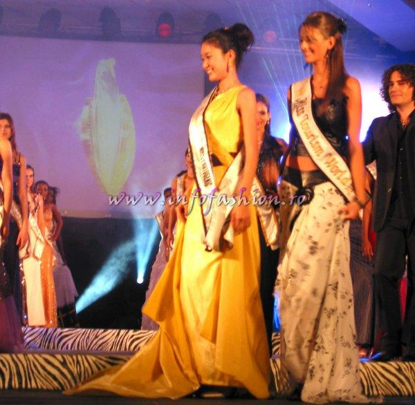 Chinese Taipei- LIN YISYUAN, Miss Tourism Model of the World Photogenic in Tanzania 2006