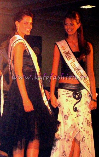 HANA NITSCHE, Germany, Platinum Miss Tourism Model of the World
