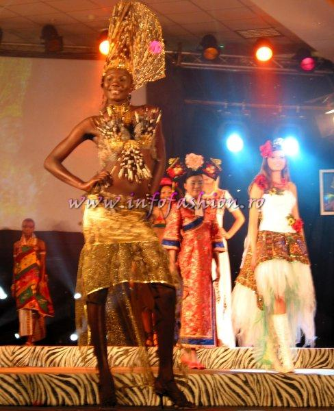 Ghana- MIMI MENSAH at Model of the World 2006 in Tanzania