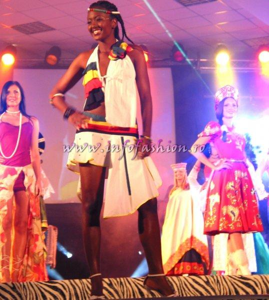 Zimbabwe- LORRAINE MAPHALA at Model Of The World 2006 In Tanzania