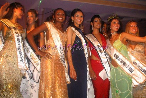 2006-Spectacular Final Show at Model of the World Tanzania-Evening Gown
