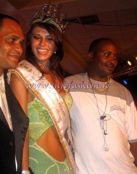 2006-The people behind of Model of the World Tanzania stage