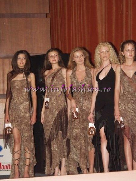 2002-Miss Tourism World National Final Romania (Focsani), creatii vestimentare Valentina Zisu