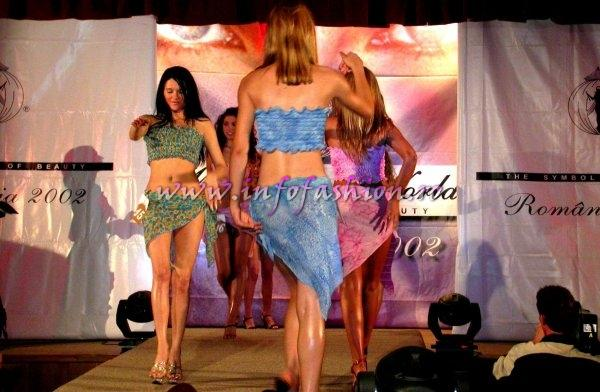 K_&_ Designeri Karotte la Miss Bikini World Romania in Busteni 5 OCT. 2002 Platinum Agency Infofashion