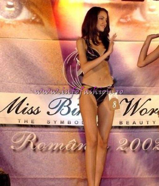 2002 Iulia Cazan (OT) loc 1 Miss Bikini World  Romania la Busteni Infofashion I_175CM