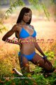 Cameroon_Antoinette Esther Mbezele at China Miss Friendship International 2009