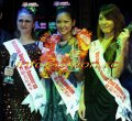Miss Dancing Queen Award 23 Oct 2009 Winner Miss Kazakhstan, 1st Ru Miss Moldova- Domnita Sajin, 2nd Ru Miss Hong Kong