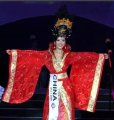 China_2009 Yalan Duan at Miss Globe International in Albania  +++