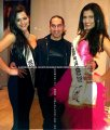 Birsan_Alexandra Georgiana 2012 la Top Model of the World in Germany, Dortmund org. Platinum Ag Infofashion