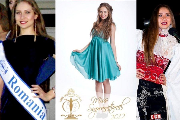 Miss_Supranational 2012 in Polonia, Madalina Horlescu dupa castigarea titlului national la RIFF Romanian InfoFashion Festival